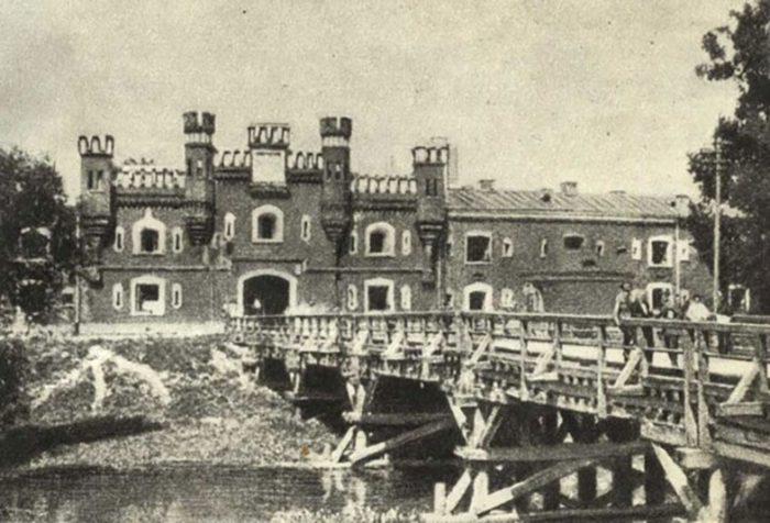 Первая оборона Брестской крепости, 1939 год