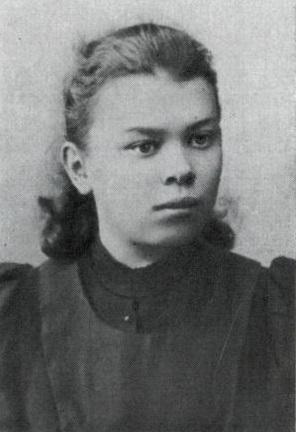 Агент «Искры» Мария Ульянова
