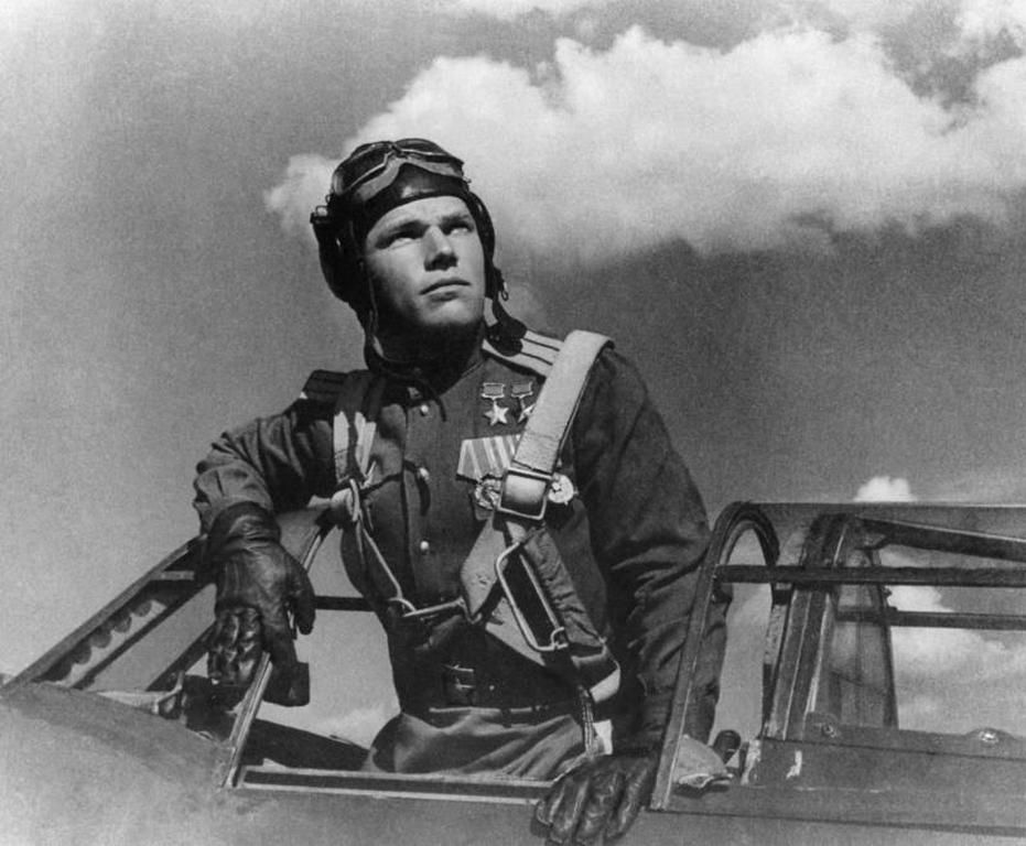 Звезда Маршала на сержантских погонах