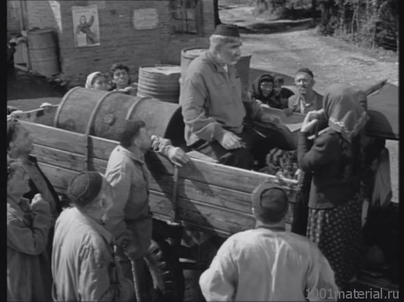 История создания фильма «Отец солдата»