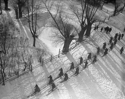 История в фотографиях Аркадия Шайхета