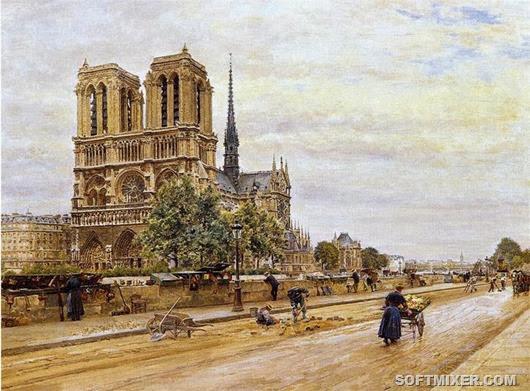 Нотр-Дам де Пари: Каменный ребус Парижа