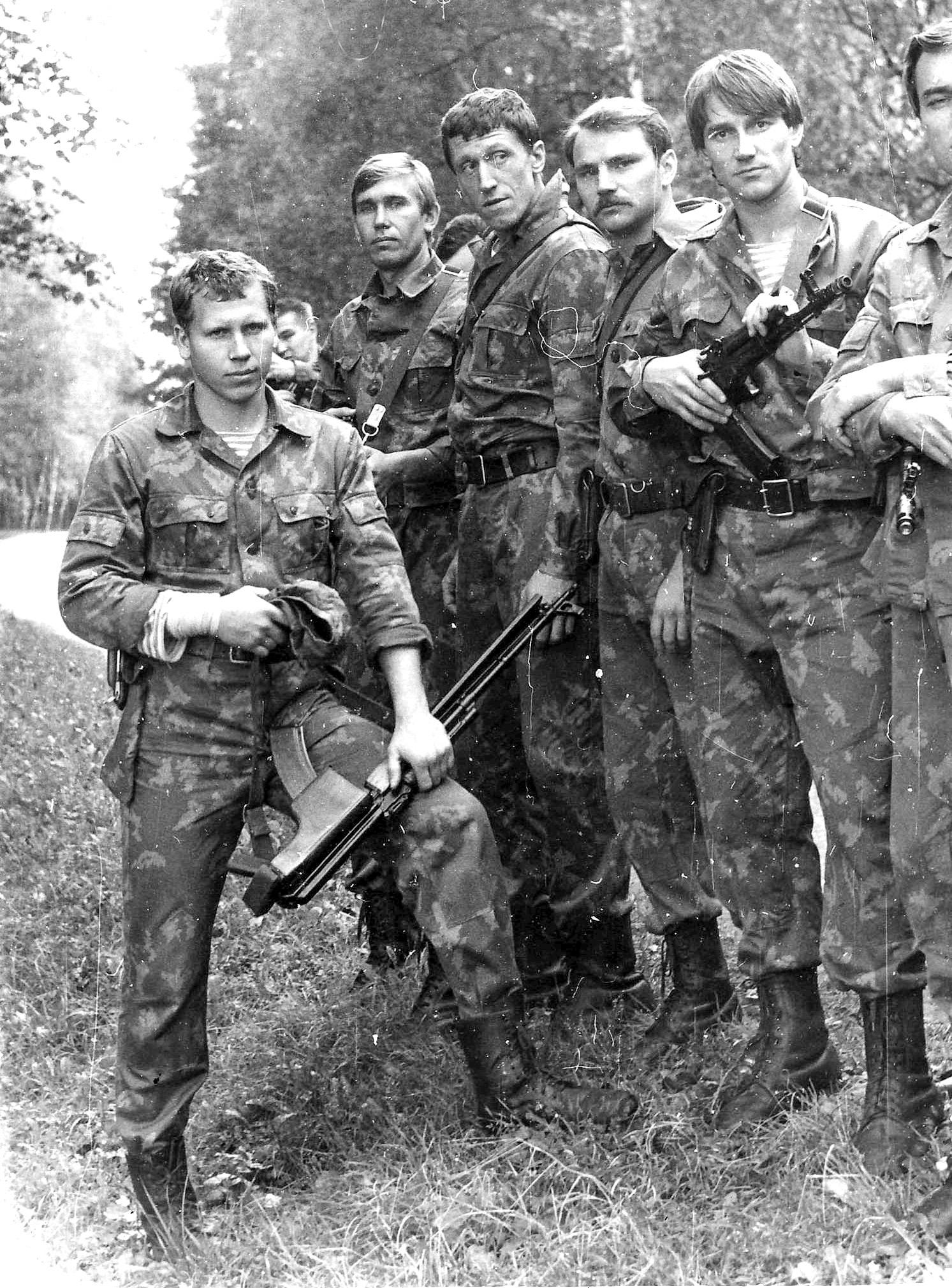 Легенда спецназа с позывным «Берсерк»
