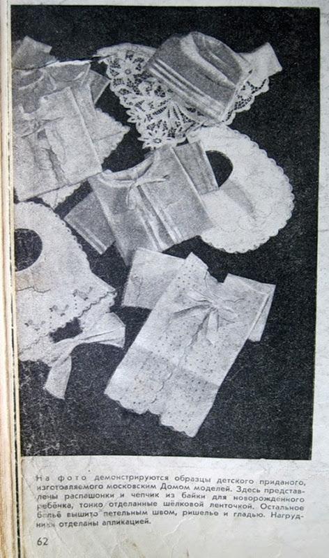 Советская мода 1946 года