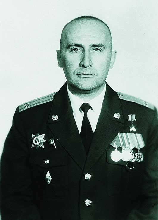 Ветеран ВДВ