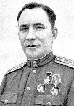 Герой Советского Союза Василий Меркушев