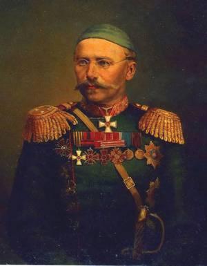 Устроитель Туркестанского края К. П. Кауфман