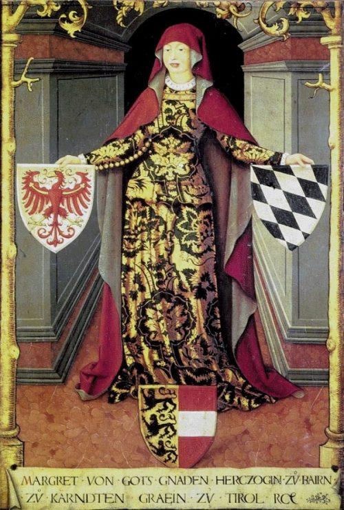 «Уродливая герцогиня» Массейса