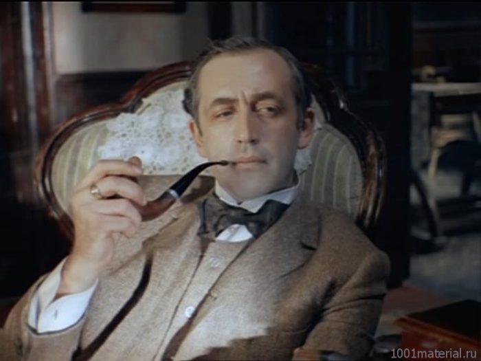 История фильма «Приключения Шерлока Холмса и доктора Ватсона»
