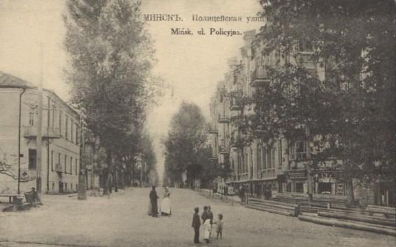 Почти тысячелетняя столица Беларуси