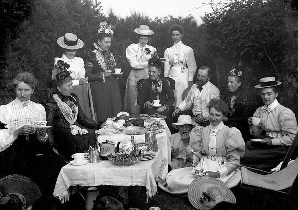Особенности национального чаепития
