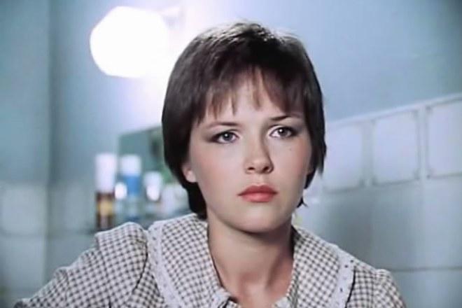 Советская и российская актриса Александра Яковлева