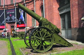 Трагедия русской тяжелой артиллерии