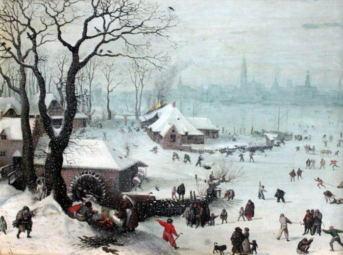 Зима в Средневековье: инструкция по выживанию