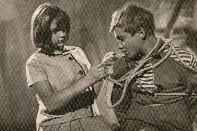 Советская актриса Татьяна Клюева
