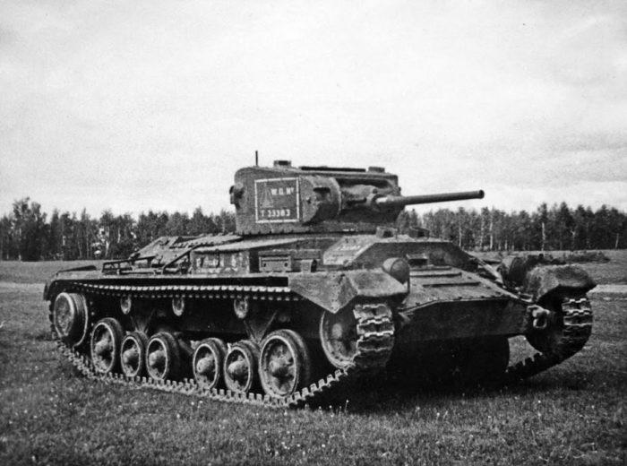 Хулиганская выходка танкиста Кошечкина