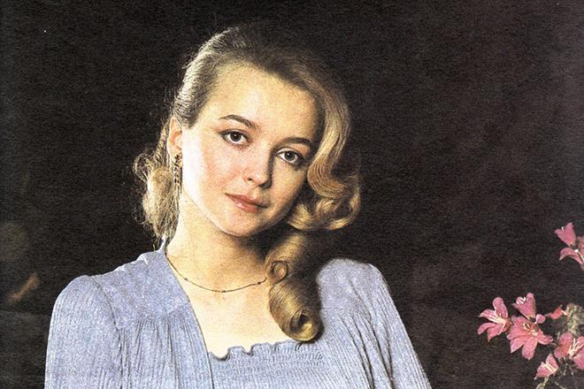 Великолепная актриса Наталья Вавилова