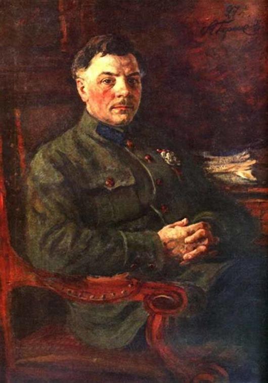 Александр Герасимов – любимый художник Сталина