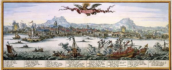 Пираты-госпитальеры и самая долгая осада в истории