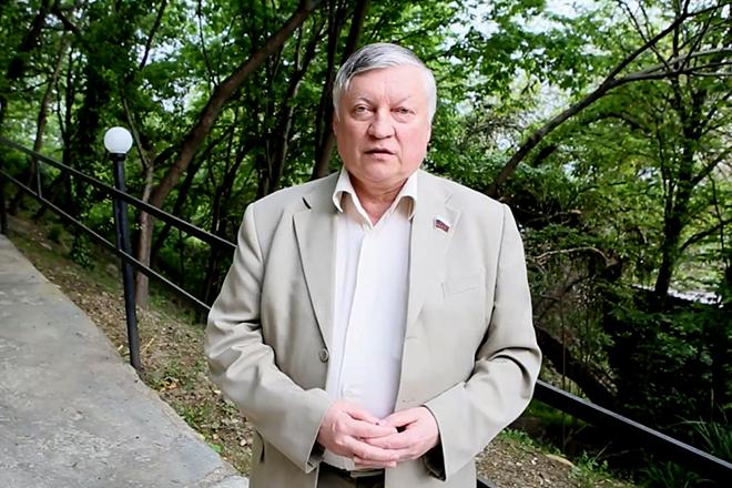 Анатолий Карпов – шахматист удивительной силы