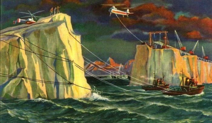 Арктические идеи в СССР. Смелые и беспощадные