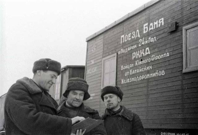 Лучшая в мире. Санитарно-эпидемиологическая служба Красной Армии