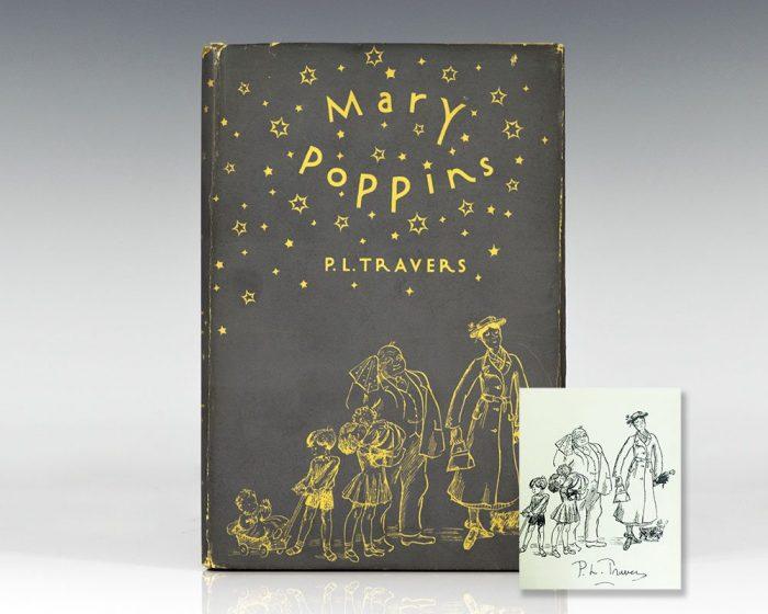Мэри Поппинс: в книге и на экране