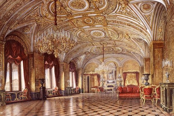 Красивая жизнь: покои императрицы Марии Александровны