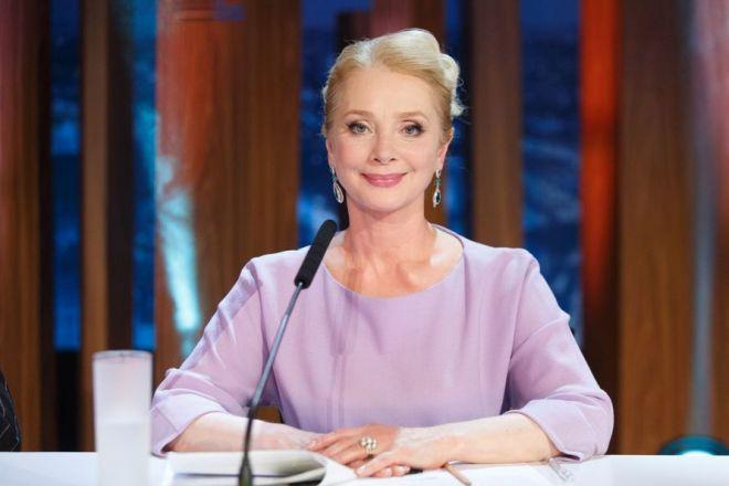 Заслуженная артистка Российской Федерации - Галина Беляева