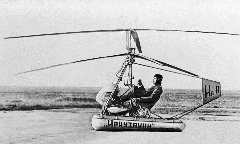 Авиаконструктор, назвавший геликоптер вертолетом