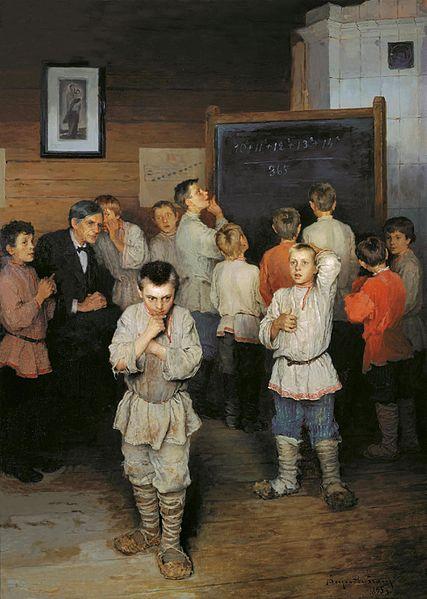 Сергей Рачинский – поистине народный учитель