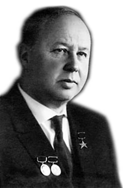 Конструктор вертолетов Михаил Миль