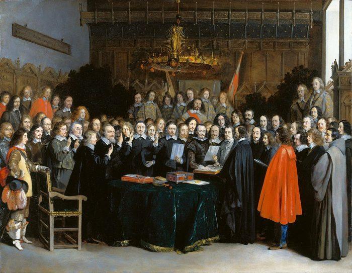 5 договоров, изменивших мир
