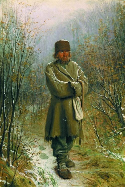 Любимые картины Достоевского