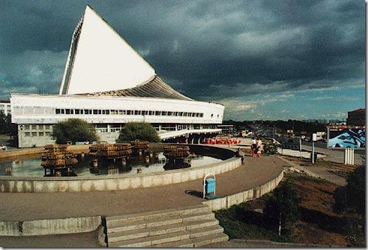 Новосибирск 1960-90x в фотографиях