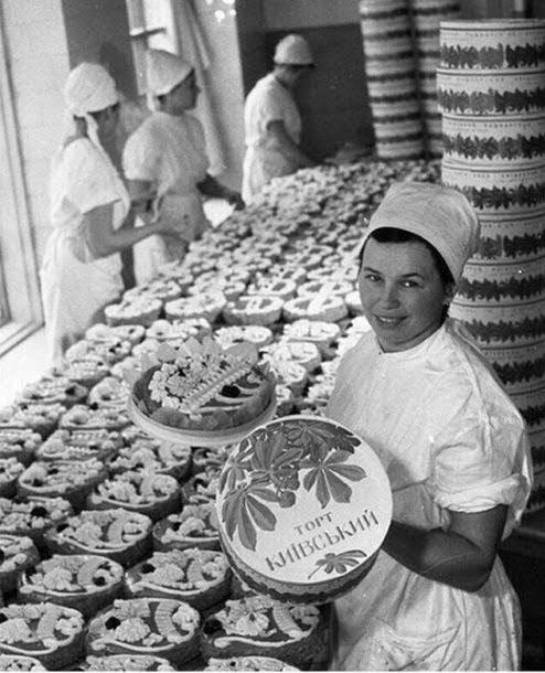 История «Киевского» торта началась с ошибки