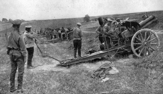 Три отбитые атаки. Бой у деревни Балаи 3-го июня 1915 года