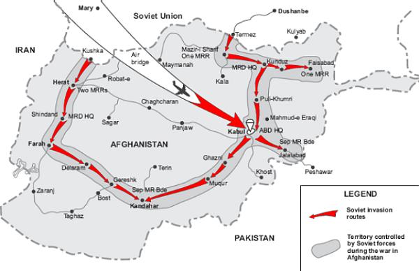 Что, если бы СССР не ввел войска в Афганистан?