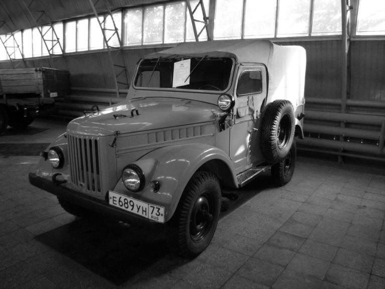 История марки УАЗ