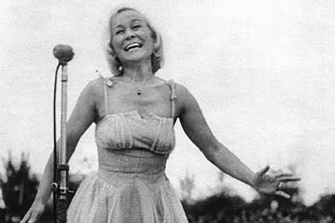 Майя Булгакова: знаменитая актриса 60-х