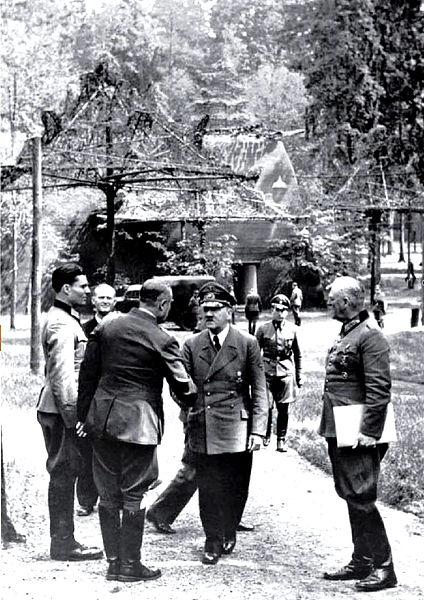 Антифашисты в немецких мундирах