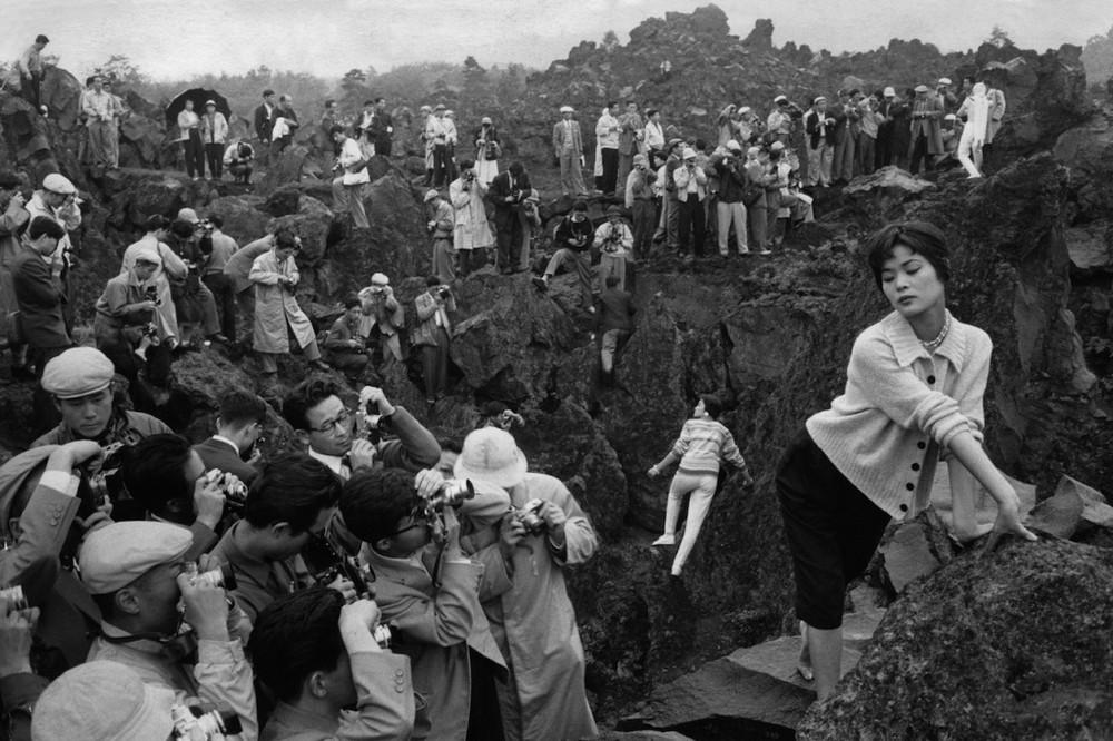 Свидетель века: великие события и простые люди на снимках Марка Рибу