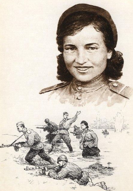 Она выжила под Сталинградом