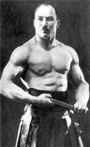 Александр Засс – сильнейший человек в мире
