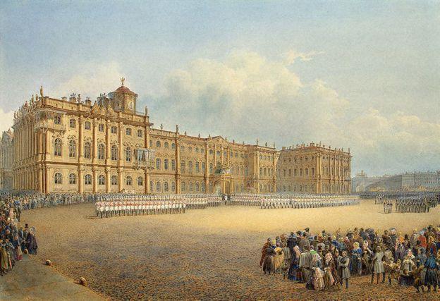 Дворцы российских императоров