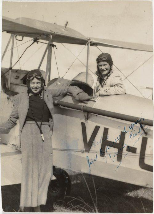 Нэнси Бёрд Уолтон - гордость австралийской авиации