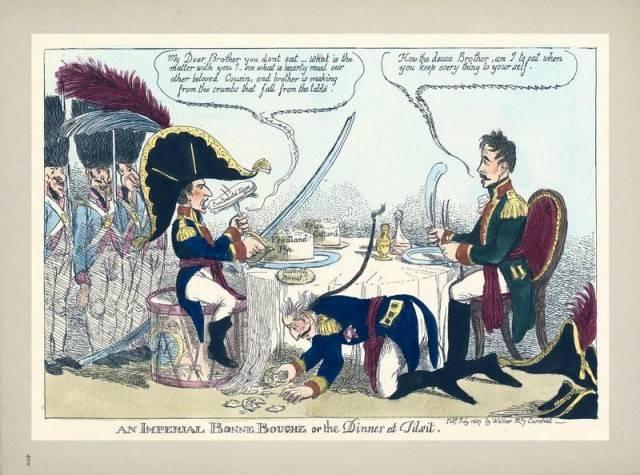 Александр против Наполеона. Первая битва, первая встреча