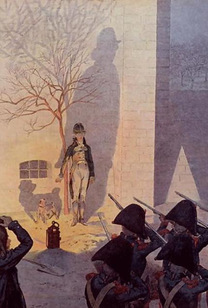 Шпионы эпохи Просвещения