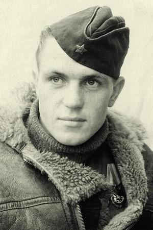 Сталинский сокол Василий Барсуков