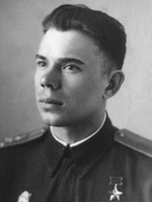 Огненный подвиг Алексея Гаранина